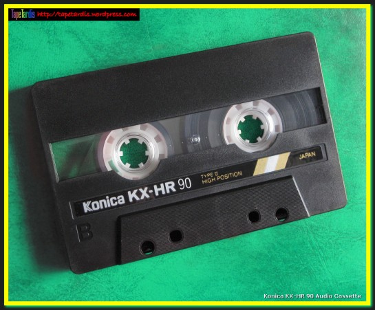 1997 Konica KX-HR 90 Audio Cassette