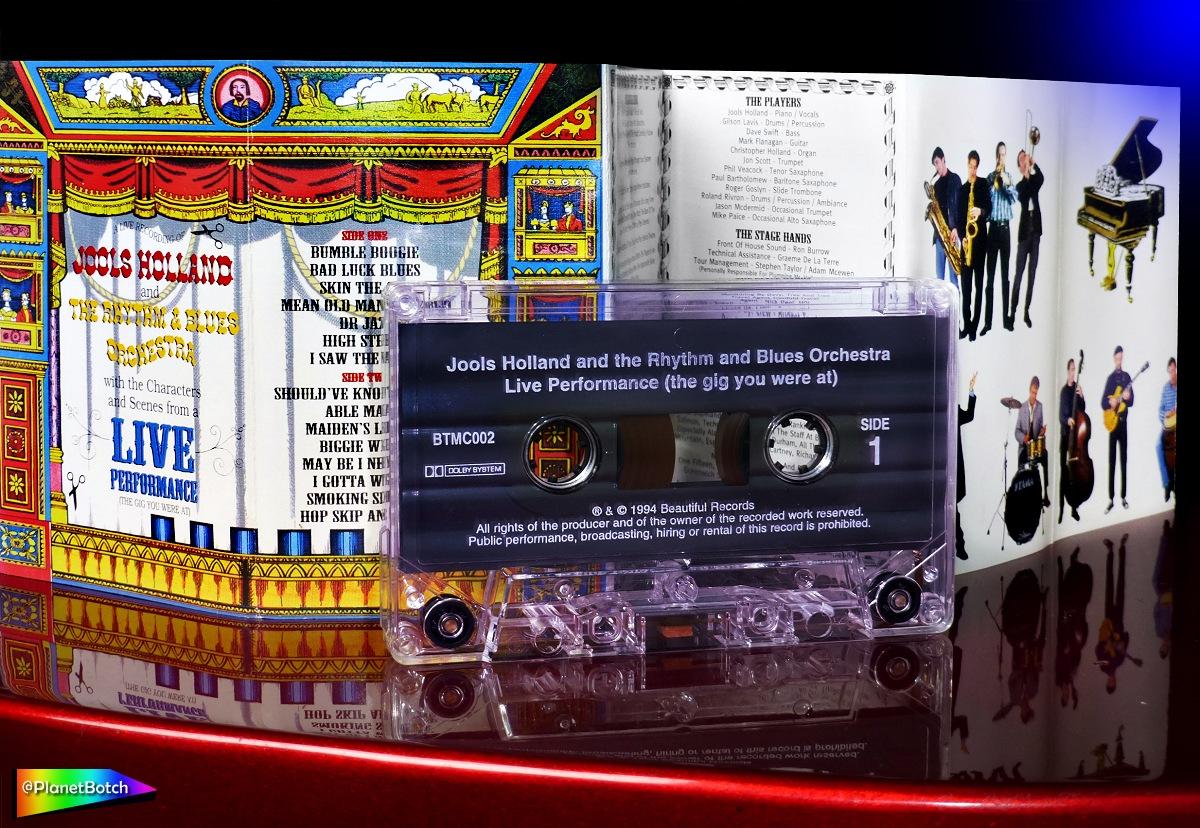 Jools Holland Live Performance - 1994